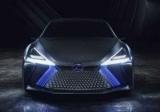 Lexus показав флагманський седан майбутнього