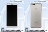 TENAA раскрыла характеристики смартфона Huawei честь 7х