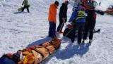 Моторошне ПП на гірськолижному курорті в Грузії: з-за поломки підйомника постраждали туристи