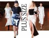 Революция в украине мода: plus-size модель впервые вышла на подиум