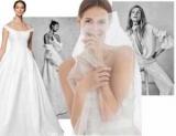 Свадьба зимой: небанальные свадебные платья