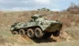 В России солдат-срочник сжег новый БТР, готовим ужин на костре