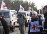 Червоний Хрест направив жителям тимчасово окупованих територій Донбасу гуманітарну допомогу