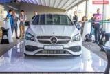 Обновленный Mercedes-Benz CLA уже в Киеве!