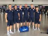 Сборная Украины отправилась на отбор к чемпионату Европы