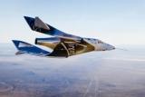 Консолей Virgin Galactic развивает рекордную скорость