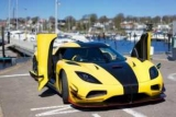 Видео день рождения в самый быстрый автомобиль в мире