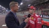 Леклер избежал наказания на Гран-При Абу-Даби