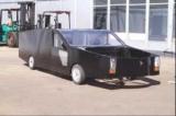 У Росії представили картонний автомобіль-вертоліт