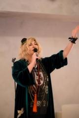 Ирина Билык выступила на светском вечере в КиевеЭксклюзив