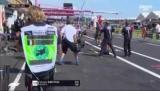 Российский водитель перепутал коробку во время тренировки на Гран-при Франции
