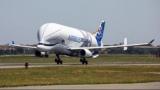 Тяжелый Транспортный Самолет BelugaXL Первый Полет