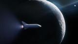 Ион Маск выбрал первый космонавт полета на Луну
