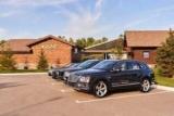 Компания Bentley официально вернули в Украину