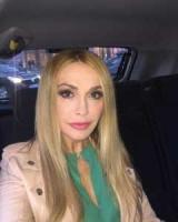 51-летняя Ольга Сумская вызвала энтузиазм изображения без обмана