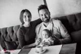 Тимур Мірошниченко показав, як виглядає його 4-місячна донька