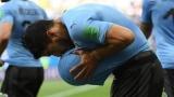 Суарес стал первым Уругвай, который забил на трех чемпионатах мира