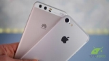 Huawei Apple по продажам смартфонов обошла перед iPhone 8