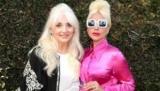 Леді Гага відвідала благодійну акцію разом з мамою